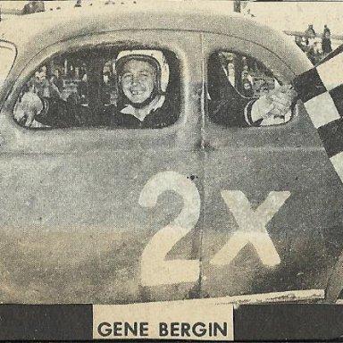 Gene Bergin, 60s