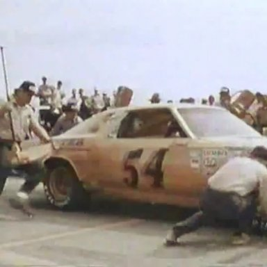 Lennie Pond 1974 NASCAR Pit Crew Competition Atlanta