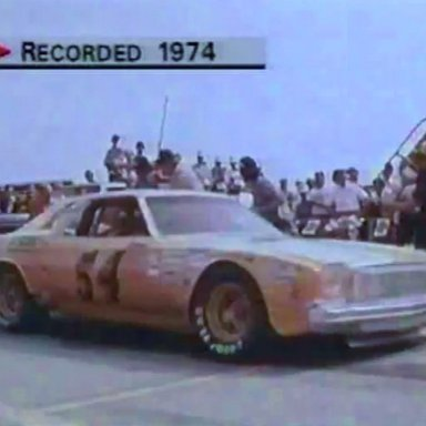 Lennie Pond 1974 NASCAR Pit Crew Competition