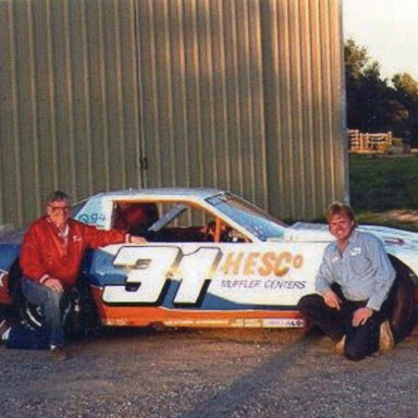 Ray and Roy Hendrick