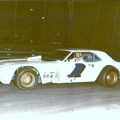Bob Melnich at Stafford 70s
