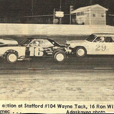 Stafford Sportsman mid 60s