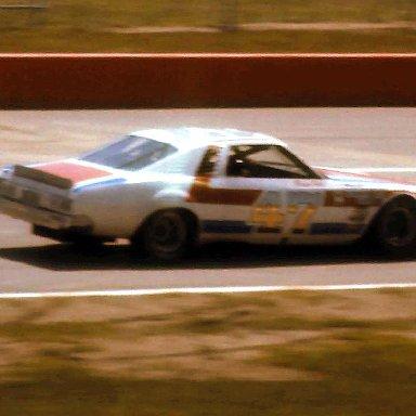 #47 Bruce Hill 1977 Champion Spark Plug 400 @ Michigan