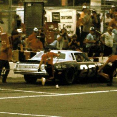 #28 Buddy Baker 1979 Gabriel 400 @ Michigan