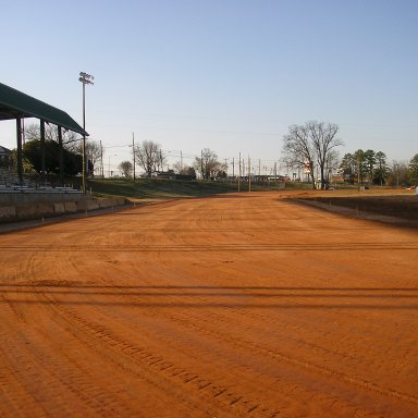 Historic Cleveland County Fairgrounds Speedway