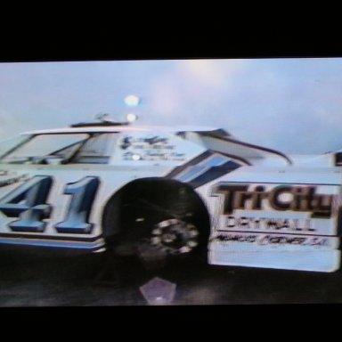 Buck Simmons 1987 Myrtle Beach Speedway