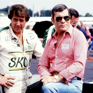 Harry Gant and Hal Needham