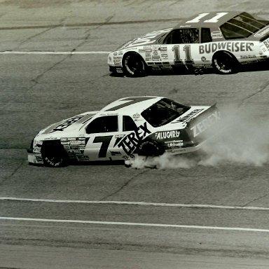 1988 Motorcraft 500, Atlanta