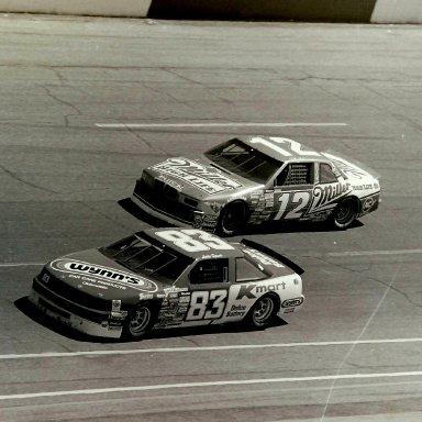 1988 Mororcraft 500, Atlanta