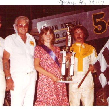1977 Charlie Swartz