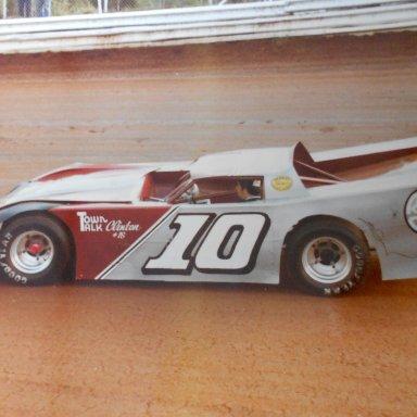Tony Stewart #10 Car