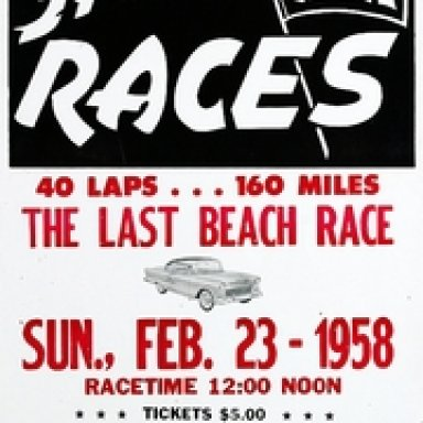 Last Beach Race