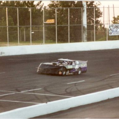 Cordele Speedway Late Model