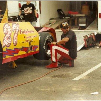 "Slyder ""The Man"" Guthrie-Cordele Speedway"
