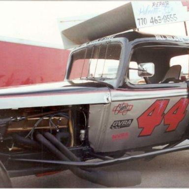 Vintage Race Car- Cordele Speedway