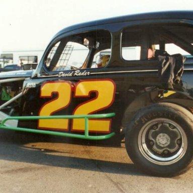 Vintage Modified-Cordele Speedway