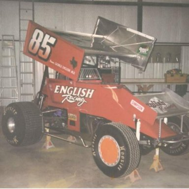 English Racing # 85 Amarillo, Texas