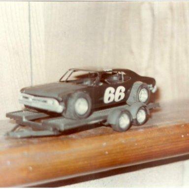 Frank Brantley # 66 Model