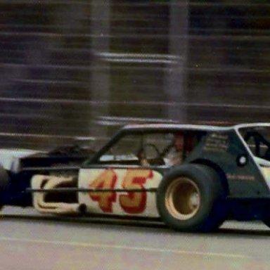 Paul Radford- At Martinsville Speedway William Mason Car From Bassett Va.