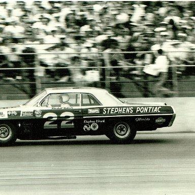Fireball Roberts(22) - 1962 Daytona 500