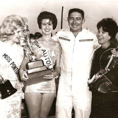 Fireball Roberts - 1962 Daytona 500