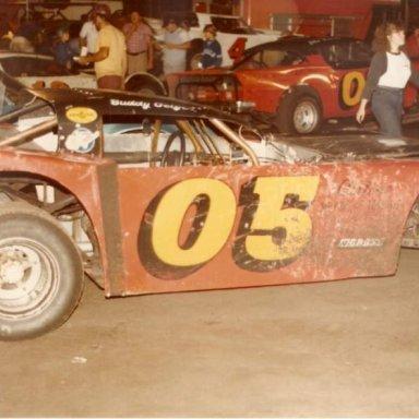 Bobby Geiger-Gator Speedway