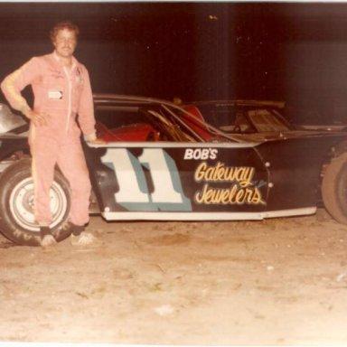 Tommy Riggins-Speedway Park Jacksonville