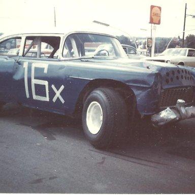 16 , 1955 chevy
