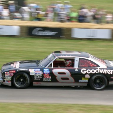 Gene in his ex-Earnhardt Nova invited to Goodwood, 2005