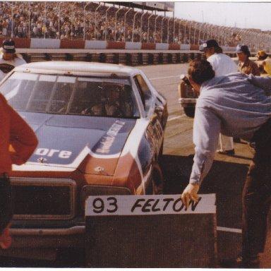 Dixie 500 Atlanta Motor Speedway, 1976