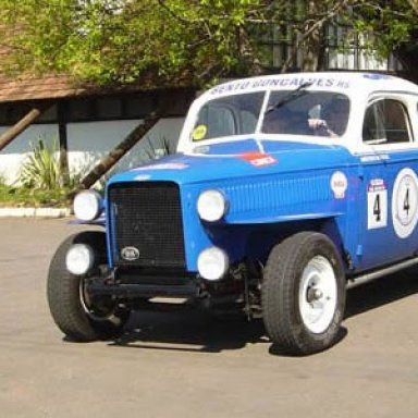 Aristides Bertuol - Chevrolet 283 - mid to late 50's