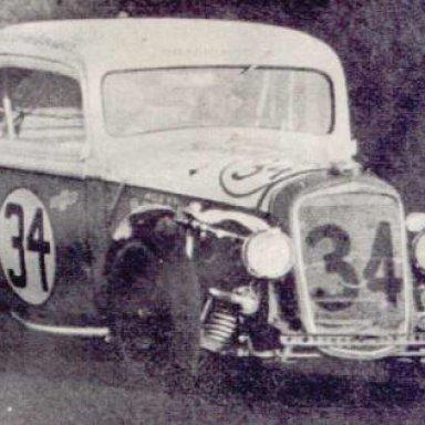 Caetano Damiani - Chevy 327 - 1960's