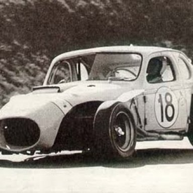 Camillo Christofaro - Chevrolet 327 - 1966