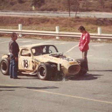 Camillo Christofaro - Chevrolet 327 -  early 70's -(02)