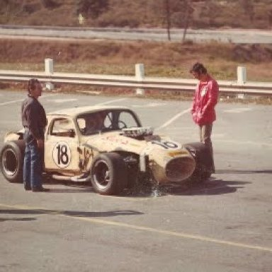 Camillo Christofaro - Chevrolet 327 -  early 70's -(02)
