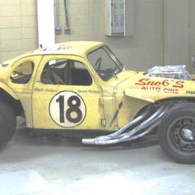 Camillo Christofaro - Chevrolet 327 - early 70's - (03)