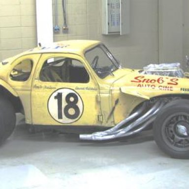 Camillo Christofaro - Chevrolet 327 - early 70's - (03)