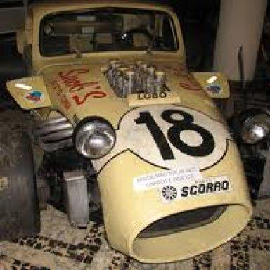 Camillo Christofaro - Chevrolet 327 - early 70's - (04)
