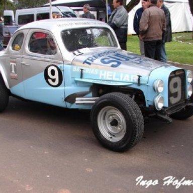 Orlando Menegaz - Chevrolet 283 - mid 50's to mid 60's
