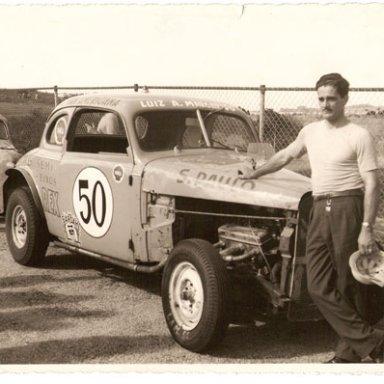 Luiz Margarido - Chevrolet V8 - late 50's