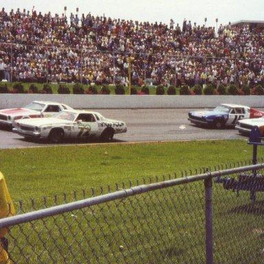 Parade Lap 1975 Virginia 500
