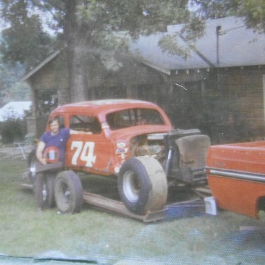 i think this guy owned ashway speedway