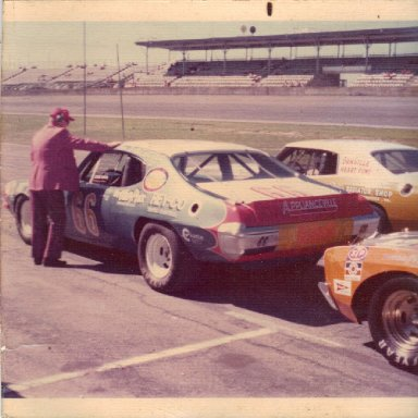 Terry Link  @ Daytona