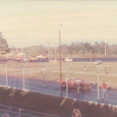 ocala speedway Mid 70s