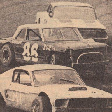 Deland Raceway 1972