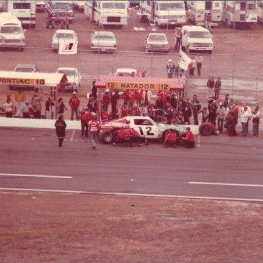 Bobby Allison 12 Matador-Daytona