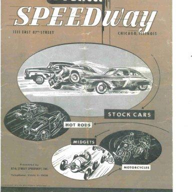 87th Street program 1950s
