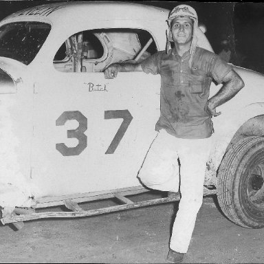 Butch Torrie Car 37 1958