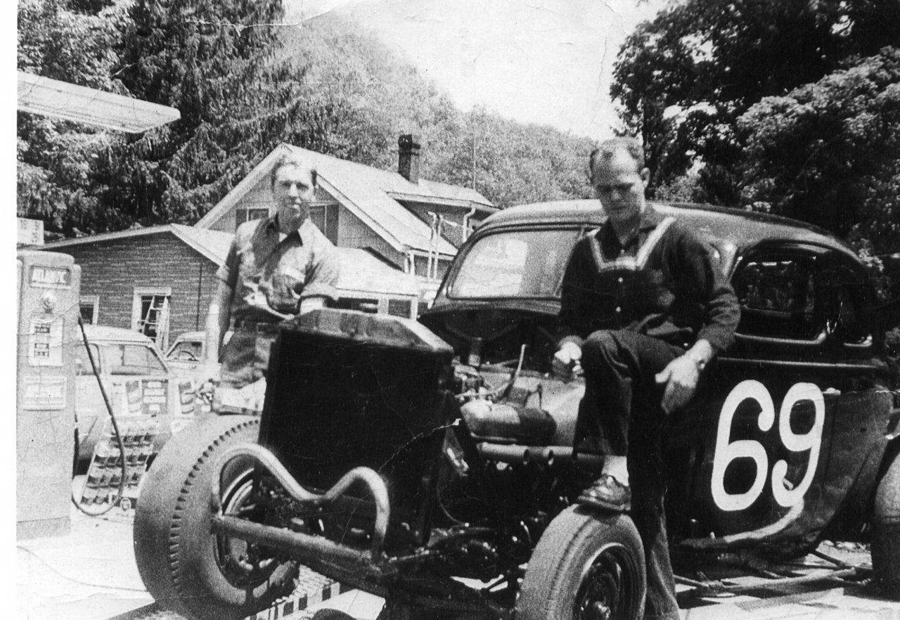 First Car Rene Charland Drove? Bud Peck And Bruce Hansell Owned ...