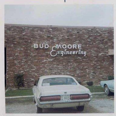 Bud Moore Engineering - 1967